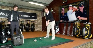 King's Acre Golf Driving Studio
